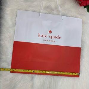 3 Kate spade shopping bags